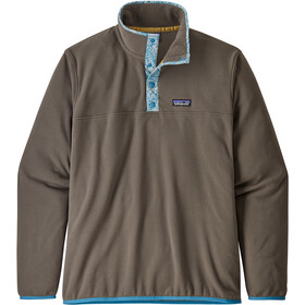 Patagonia Micro D Snap-T Pullover Heren, burnie brown